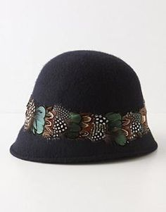 I love hats!