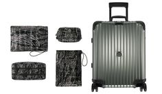 MONCLER & RIMOWA|「モンクレール & リモワ」ファン歓喜のコラボスーツケースが発売!