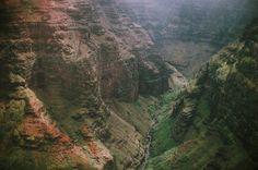 waimea canyon, kauai / photo by brinkley capriola