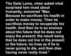 Love the Dalai Lama