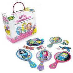 Little Mermaid Game by Pressman Toys | eBeanstalk