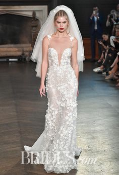 Brides: Berta Wedding Dresses - Fall 2017 - Bridal Fashion Week