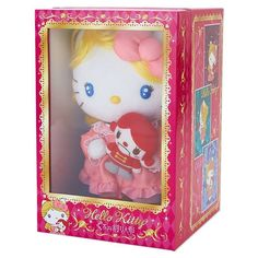 Hello Kitty Nutcracker deluxe plush doll limited edition Sanrio from Japan RARE