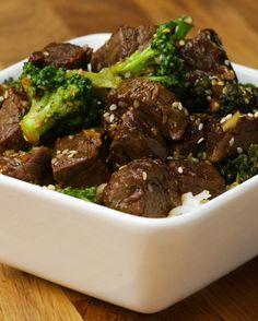 Beef and Broccoli Stir-Fry | One-Pan Stir-Fry 4 Ways