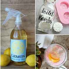 Inexpensive Homemade Cleaning Products