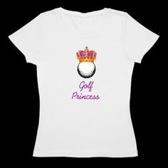 Women's golf shirt - Golf Princess