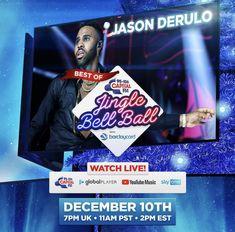 Capital Fm, Jason Derulo, Stage Name, American Singers