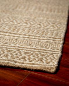 #HookandLoom Galway Natural Wool Woven Rug Dining Table Price, Rug Hooking, Woven Rug, Loom, Latex, Swatch, Rugs, Natural, House Ideas