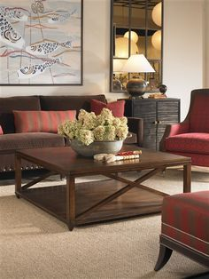 Vanguard Furniture: Room Scene COMP_RS_63
