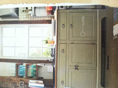 cabinets, hardware, natural trim