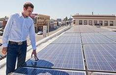 An online solar energy investment platform that could turn ordinary Americans into mini-financiers. Called Mosaic, the company functions like a virtual renewable energy bank, soliciting investments for solar projects and making loans to be paid back, typically, over about 10 years. Mosaic collects a fee on every loan. It is similar to the crowdfunding platform Kickstarter, a Web site that matches creative ventures with financial supporters. In the case of Mosaic, with a minimum of $25…