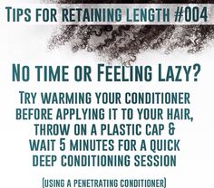 Retaining length