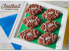 Football Themed Appetizers & Desserts for Your Super Bowl Party - Great Ideas : People.com