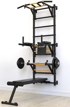 Home Gym Basement, Home Gym Garage, Gym Room At Home, Home Made Gym, Diy Home Gym, Home Gym Decor, Workout Room Home, Workout Rooms, Small Home Gyms