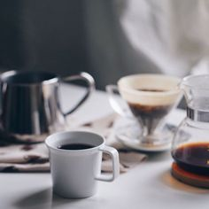 Having your favorite mug is part of the great home coffee experience.  What cup do you use?  We're using the 1616/Artita coffee cup here available in our store. Looking for an expanded selection coming this November.  Yozo