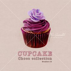 13-Cupcake-Choco-collection-number-13
