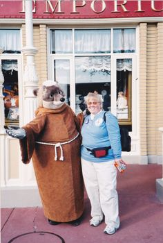 With Friar Tuck