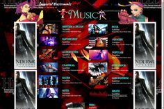 Music Monthly Subscription @ Immortalmastermind.com @ http://immortalmastermind.storenvy.com/products/12353079-music-monthly-subscription-immortalmastermind-com