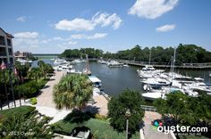 I walked around this harbor in Hilton Head so many times as a child.  I miss it.