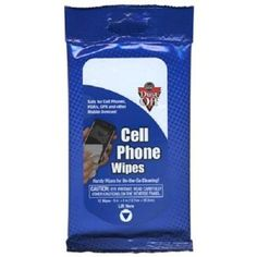Amazon.com: Dust-Off DWW, Travel-friendly Cell Phone Cleaning Wipes, Orange Scent, Blue/Gray: Electronics