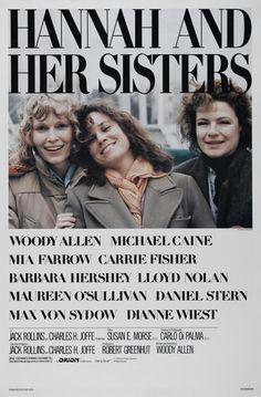 Hannah y sus hermanas [Vídeo (DVD)] / escrita y dirigida por Woody Allen