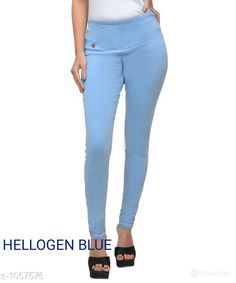 Jeans Trendy Solid Denim Jean Fabric: Denim Size: 30 in, 32 in, 34 in, 36 in, 38 in, 40 in Length: Up To 38 in Type: Stitched Description: It Has 1 Piece Of Women's Jean Pattern: Solid Sizes Available: 28, 30, 32, 34, 36, 38, 40, 42   Catalog Rating: ★4.1 (19587)  Catalog Name: Stylish Solid Denim Jeans Vol 6 CatalogID_129016 C79-SC1032 Code: 183-1057576-939