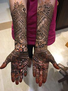 Modern Henna Designs, Hena Designs, Mehndi Designs 2018, Mehndi Designs For Girls, Wedding Mehndi Designs, Dulhan Mehndi Designs, Mehandi Designs, Henna Mehndi, Arabic Henna
