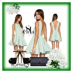 """""""Romwe II-10"""" by azra-90 ❤ liked on Polyvore featuring мода и romwe"""