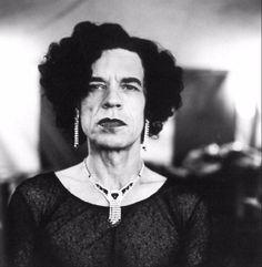 "nebulously-burnished: ""Mick Jagger, Glasgow, 1996 by Anton Corbijn """