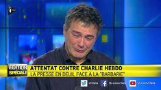 Patrick Pelloux, urgentiste et chroniqueur à Charlie Hebdo, est venu sur notre plateau parler avec une émotion immense de ses amis tombés sous les balles des...