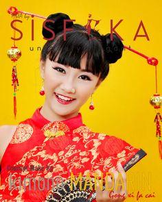 make up Kimono by SISFIKA