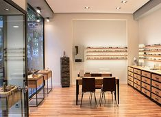 Eyewear Shop, New Journey, Glasses Frames, Table, Office Ideas, Shopping, Furniture, Nova, Decorating Ideas