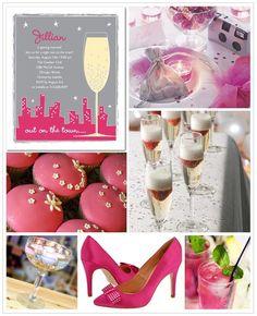 Pink Party per addio al nubilato