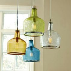 Pendant Lighting Ideas | Contemporary vintage pendant lighting design ideas by Ballard Designs