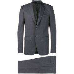GIVENCHY Wool Suit ($1,640) ❤ liked on Polyvore featuring men's fashion, men's clothing and men's suits