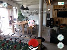Unser Glückspilz des Tages heißt Laurenz! #Pokemon-Go #Pummeluff #pokemongo