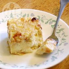 Rice Pudding Cake @ allrecipes.co.uk
