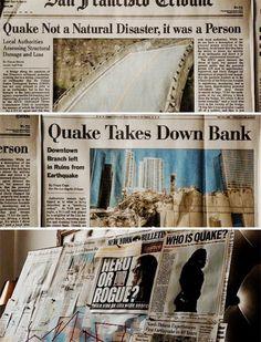 "Who is Quake? #Marvel Agents of S.H.I.E.L.D. #AoS #AgentsofSHIELD 3x22 ""Ascension"""