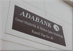 TMSF Adabank'ı Satışa Çıkardı - http://eborsahaber.com/gundem/tmsf-adabanki-satisa-cikardi/