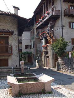 San Lorenzo in Banale (TRENTO) by andrea.leziroli, via Flickr ~ Trento
