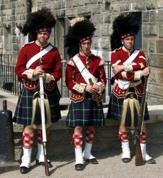 Ian's company was the 42nd HIghland Brigade, the famous Black Watch, who performed the legendary sword dance at the Duchess of RIchmond's ball the night before Waterloo, and lost so many at Quatres Bras.