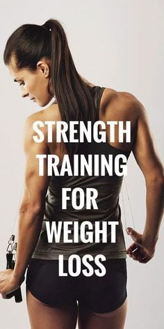Strength Training For Weight Loss | Go to fitnessathome.co for more strength workouts for your fitness at home!