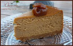 Custard Cake, Mousse Cake, Cheesecake Caramel, No Cook Desserts, Cream Cake, Cheesecakes, Sweet Tooth, Food And Drink, Yummy Food