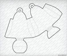 Bell doos vector template vrije :: Ideem - Ideeën Beeldjes