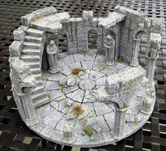 Middle Earth Building By Gianpippo