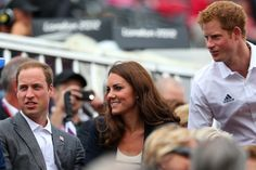 Prince Harry - Olympics Day 4 - Equestrian