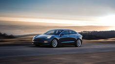 autothrill: Consegnate le prime Model 3