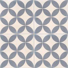 Carreaux de ciment - Les motifs - Carreau CO 07.33 - Couleurs & Matières