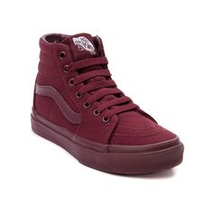8be68288fa9692 Youth Vans Sk8 Hi Skate Shoe