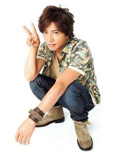 Kimura Takuya of SMAP :)